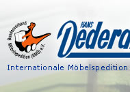 Hans Dederding | Internationale Möbelspedition seit 1951